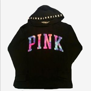Victoria's Secret PINK Watercolor Hoodie